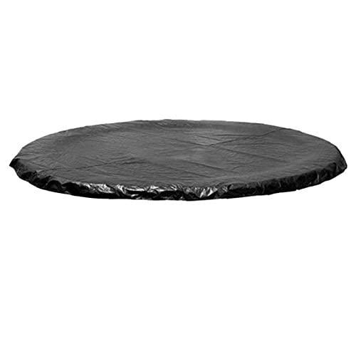 Tuimiyisou Cubierta Protectora Trampolín Trampolín Redondo De Tiempo Cubierta Impermeable con Malla De Drenaje para Un Trampolín Aire Libre 3.05m