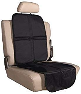 K4 Dynamics Extra Padding Car Seat Protector – Thick (600D Fabric) and Non Slip – Child, Babies and Pets