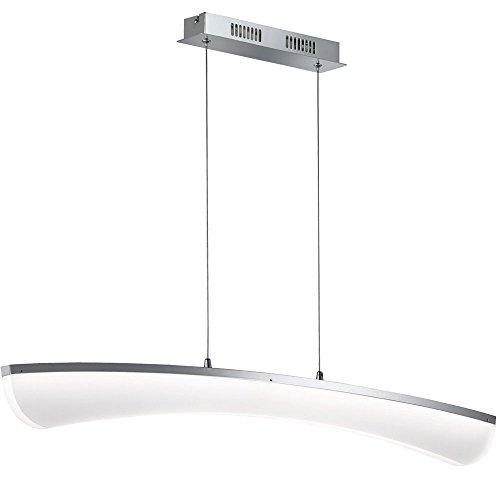 WOFI Pendelleuchte, Hängelampe und LED-Pendel 7888.01.64.0000