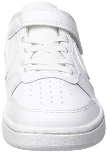 Nike Court Borough Low 2, Zapatillas, Blanco, 27 EU