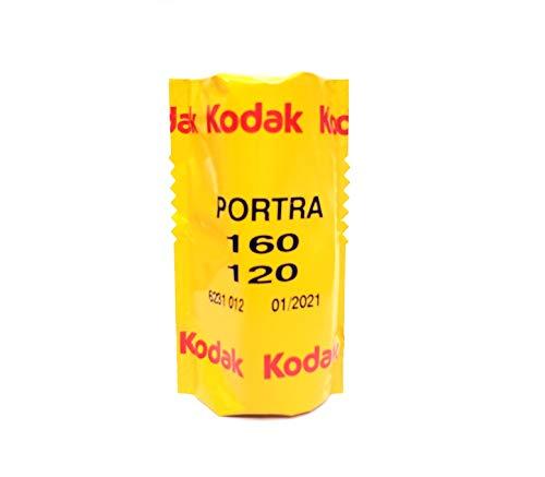Kodak Portra 160color negative film, ISO 160, taglia 120