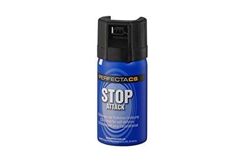 KO Gas Spray CS Gas 40 ml Verteidigungsspray Selbstverteidigung