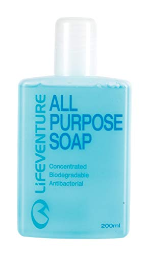 Lifeventure All Purpose Soap-100ml, Unisex-Adult, 0, 100ml