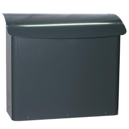 SafePost 21 Briefkasten anthrazitgrau 38 x 43,5 cm - 21 Liter