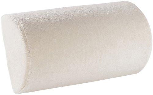 Newgen Medicals Rückenstützkissen: Rückenkissen aus thermoaktivem Memory-Foam (Lordosekissen)
