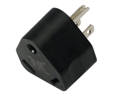 Conntek 14101 15A to TT-30R RV Plug Adapter