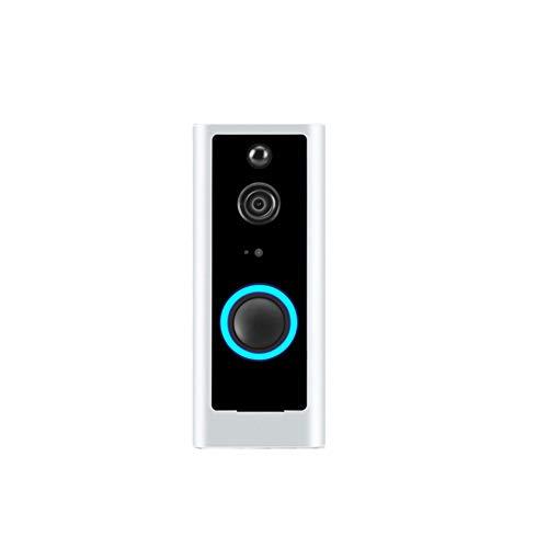 Video deurbel deed vervangt uw kijkgaatje met HD-video met intercom functie voor deurdikte,1