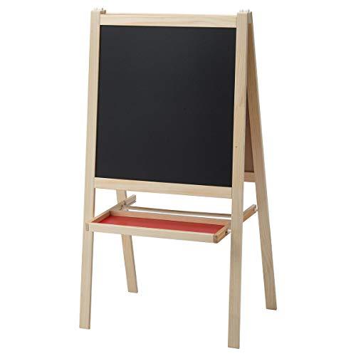 IKEA MÅLA Caballete de madera blanda/blanco