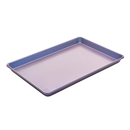Chicago Metallic Aurora Nonstick Pan, 15-Inch Jelly Roll, Iridescent