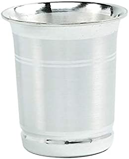 Maa Silver Pure Silver Glass/Tumbler 60gm with 97% Purity