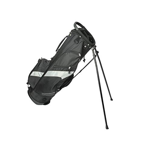 Tour X SS Golf Stand Bags-Black/Charcoal