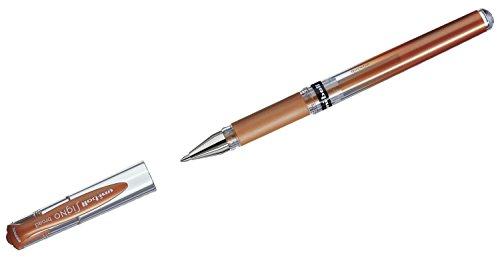 Gelroller uni-ball® SIGNO UM 153, Schreibfarbe: bronze