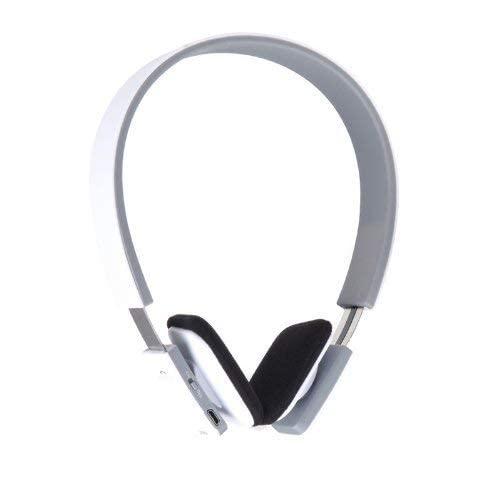 Lhl De gama alta estéreo Bluetooth 4.1 auriculares inalámbricos para iPad iPhone Galaxy S4 S3 HTC LG blanco jianyou