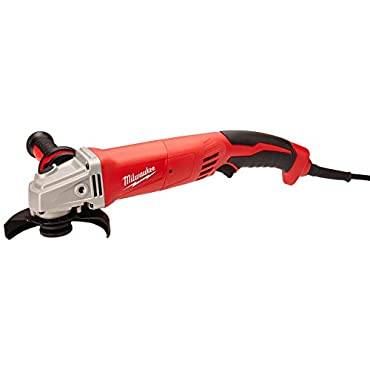 """Milwaukee 6124-31 5"""" 13 Amp Trigger Switch Small Angle Grinder"""