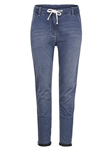 Chillaz W Summer Splash Blau, Damen Hose, Größe 38 - Farbe Denim Dark Blue