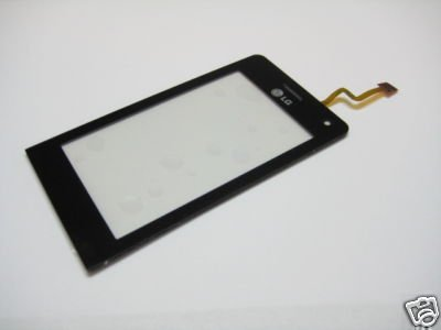 LG Viewty KU990 ~ Touch Screen Digitizer Front Glass Faceplate Lens Part Panel ~ Mobile Phone Repair Part Replacement
