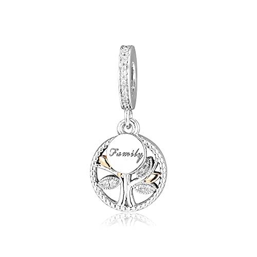 Pandora 925 plata esterlina DIY joyería pulsera pulsera héroe colgante cz cristales k joyería de oro real