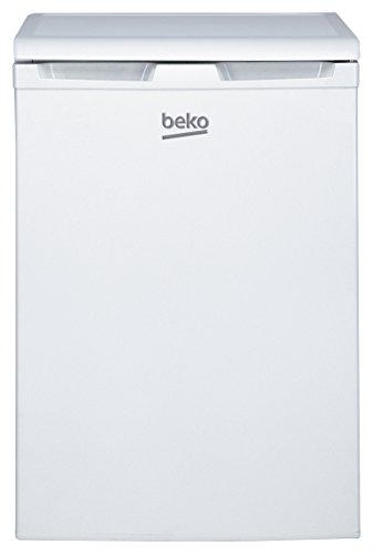 Beko TSE 1283 Tischkühlschrank / A++ / 126 kWh/Jahr / 101L Kühlteil / 13L Gefrierteil / 84cm Höhe