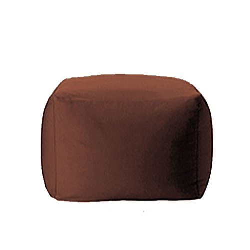 Klappsofa- Sitzsack, Sedia Pieghevole Sitzsack Divano Letto Singolo O Doppio Regolabili, Semplice E Moderner Pigro, Sitzsack Vielseitig begabt (Farbe : Brown)