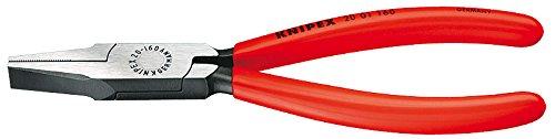 Preisvergleich Produktbild Knipex Flachzange Pol Pvc 160mm