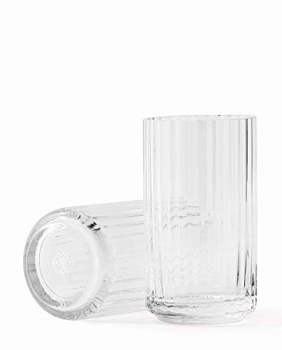 Lyngby Lyngbyvase Vase, Glas, durchsichtig, 17,5x17,5x31 cm