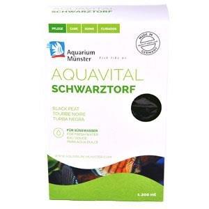 Aquarium Münster AQUAVITAL SCHWARZTORF 1200 ml