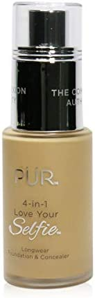 P R 4 in 1 Love Your Selfie Longwear Foundation Concealer Mg3 1 Ounce product image