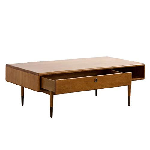 Reach Coffee Tables Freestanding With Drawer Storage Sofa Table for Home Living Room Office