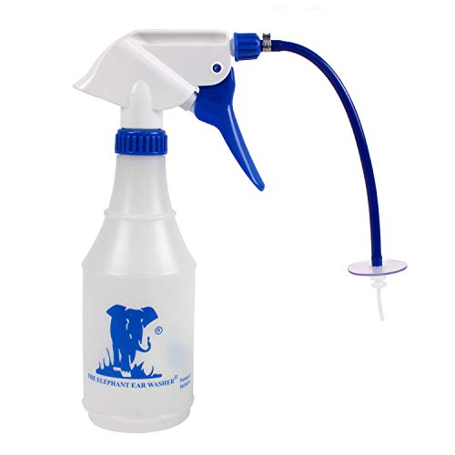 Elephant Ear Washer Bottle System by Doctor Easy