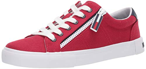 Best tommy hilfiger red sneakers