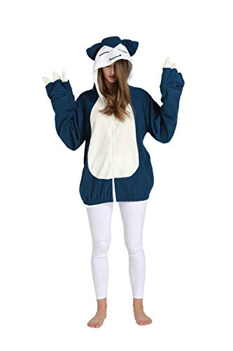 Sleep in With This Snorlax Jacket