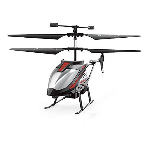 LINXIANG Elicottero RC, Drone Elicottero telecomandato, 4 canali, stabilizzatore giroscopico e Alta e Bassa velocità, Drone Multi-Protezione per Bambini e Principianti per Giocare al Coperto