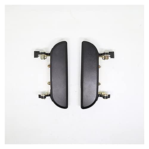 SYUCHENG Buiten de buitenhandgreep van de buitenkant geschikt voor KIA BESTA FL OS084-59410 LH FR OS084-58410 RH (Color : FRONT LEFT)