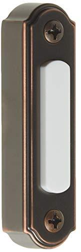 Heath Zenith SL-257-02 Wired Push Button