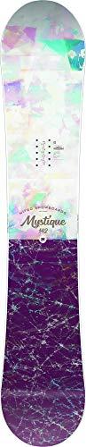 Nitro Snowboards Mystique Tabla de Snowboard, Mujer, Multicolor, 142