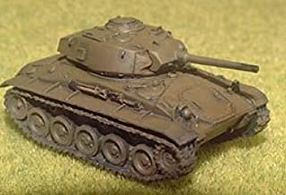 アメリカ M24 チャフィー 1/144 塗装済み完成品 America M24 Chaffee 1/144 Painted finished goods