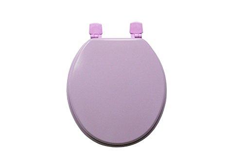 Trimmer Molded Wood Solid Seats - Violet