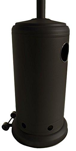 Beach & Pool Terrassenheizer CLASSICO schwarz, 14kW, Heizpilz, Premium Qualität Terrassen-Heizstrahler - 6