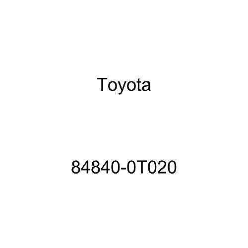 TOYOTA 84840-0T020 Interruptor de apertura de puerta trasera