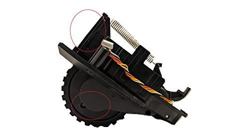 Shark Ion Robot Vacuum Right Wheel & Motor Assembly - RV1001 RV761_NL RV700_N(14.4v) RV720_N(14.4v)