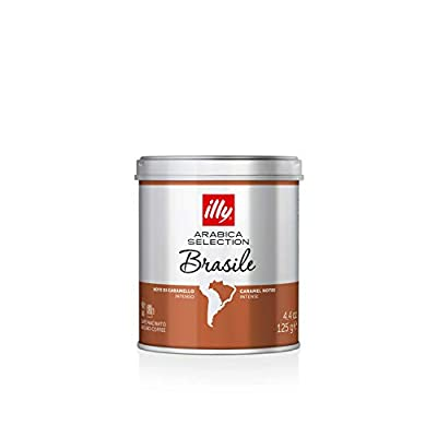 illy Illy Arabica Selection Brazil G ' Pack Of 1