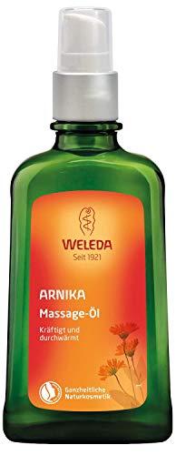 Weleda Arnika Massageöl, 100 ml