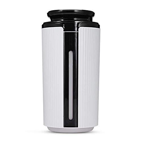QSCA 900Ml Home Mute Luftbefeuchter Schwangere Frauen Klimaanlage Baby USB Bunte Lichter Aromatherapie ätherisches Öl Diffusor Ultraschall Befeuchter Cool Atomizer