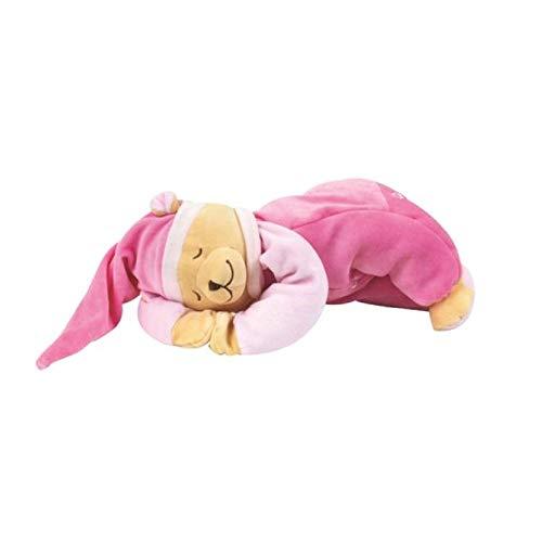 Babi-age 0159Doodoo Muñeco oso, rosa