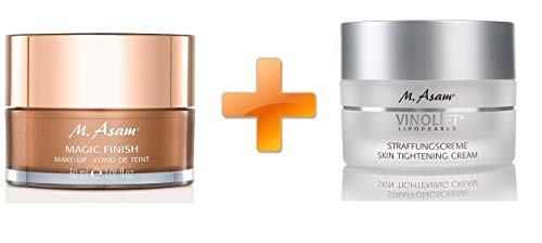 M.Asam Vinolift Straffungscreme (50ml) + Magic Finish (30ml)