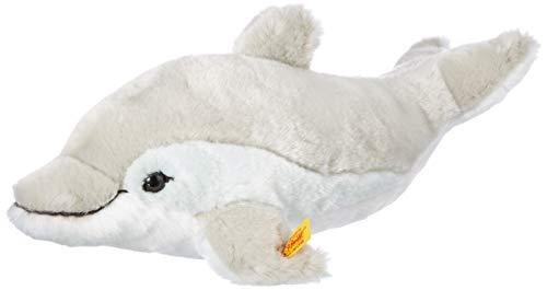 Steiff 063183 Cappy Delphin 35 grau/Weiss Delfin