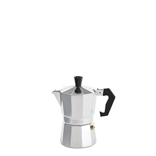 Cafetera Aluminio 2 Tazas  100 ml.  Classic