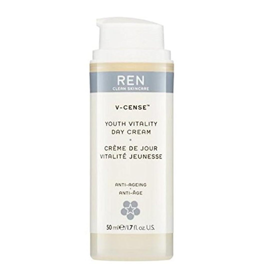 相談する枕降伏の-リバイタライジングナイトクリーム x2 - REN V-Cense Revitalising Night Cream (Pack of 2) [並行輸入品]