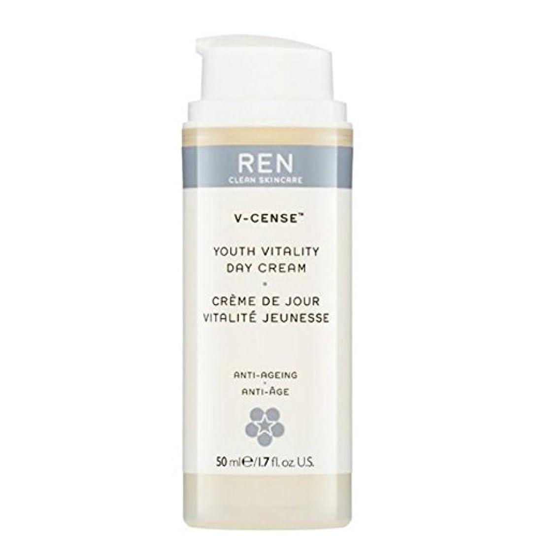 教育学懐レギュラーの-リバイタライジングナイトクリーム x2 - REN V-Cense Revitalising Night Cream (Pack of 2) [並行輸入品]