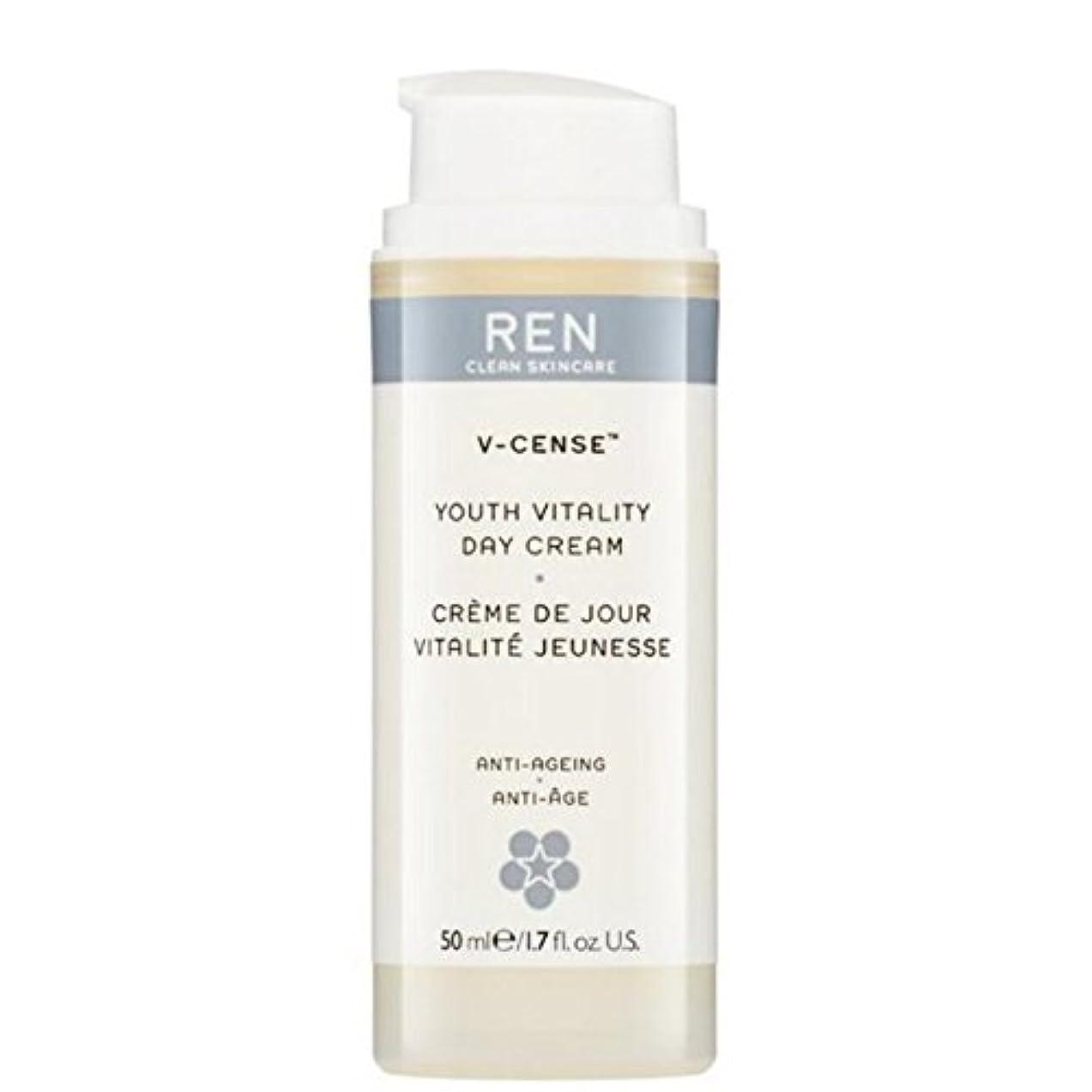 ドラッグブレス遊具の-リバイタライジングナイトクリーム x2 - REN V-Cense Revitalising Night Cream (Pack of 2) [並行輸入品]